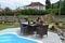 Sharks SA139 sada zahradního nábytku Ebro