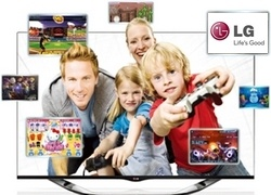 LG Smart TV 2013– Chytrá zábava