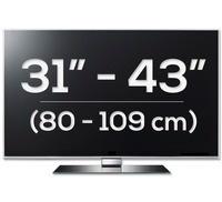 stredni led televize