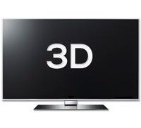3D led televize
