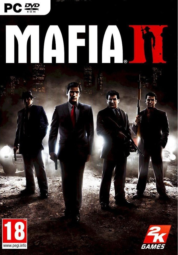 2K games Mafia 2 PC 2K
