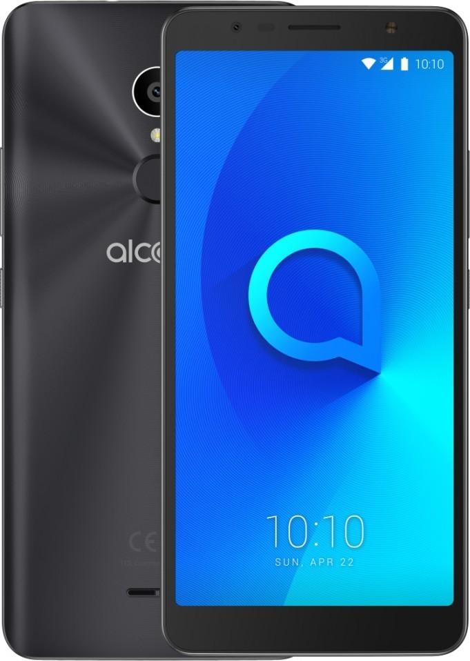 ALCATEL 3C 5026D Metallic Black