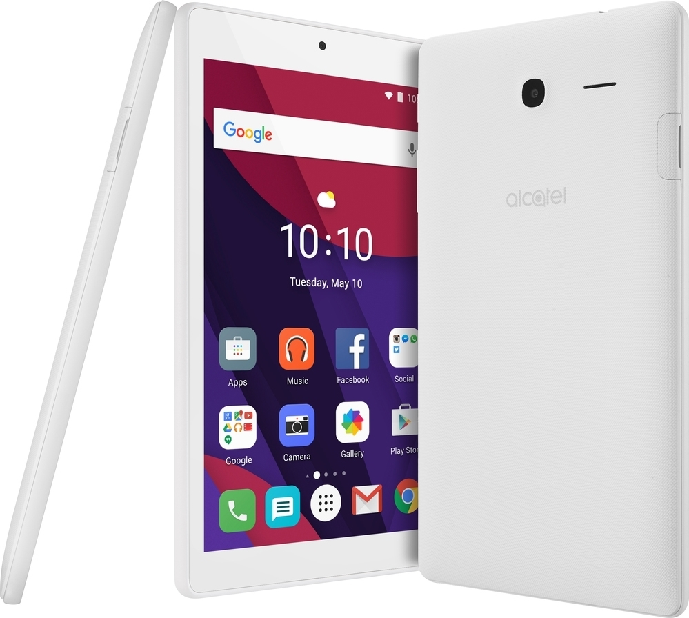 ALCATEL OT PIXI 4 7 TFT 8GB 1GB And 6 White