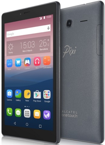 ALCATEL PIXI 4 (7) WIFI 8063 Smoky Grey