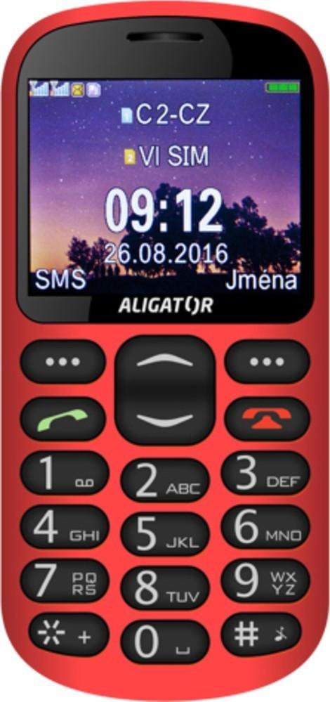Aligator A880 Red