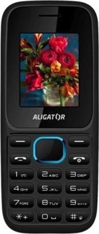 Aligator D200 Dual Black blue