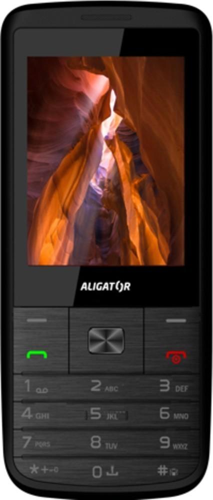 Aligator D920 Dual SIM Black/Silver