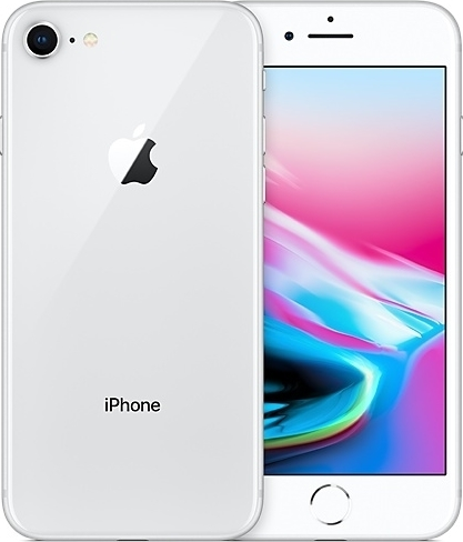 Apple iPhone 8 64GB Silver
