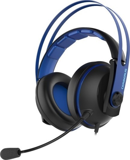 Asus Cerberus V2 gaming headset Blue