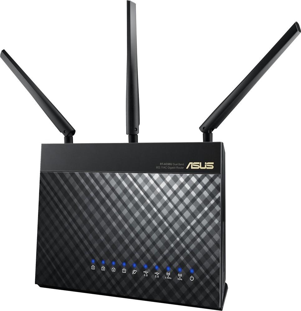 Asus RT-AC68U Dual-B USB 3.0 Gb
