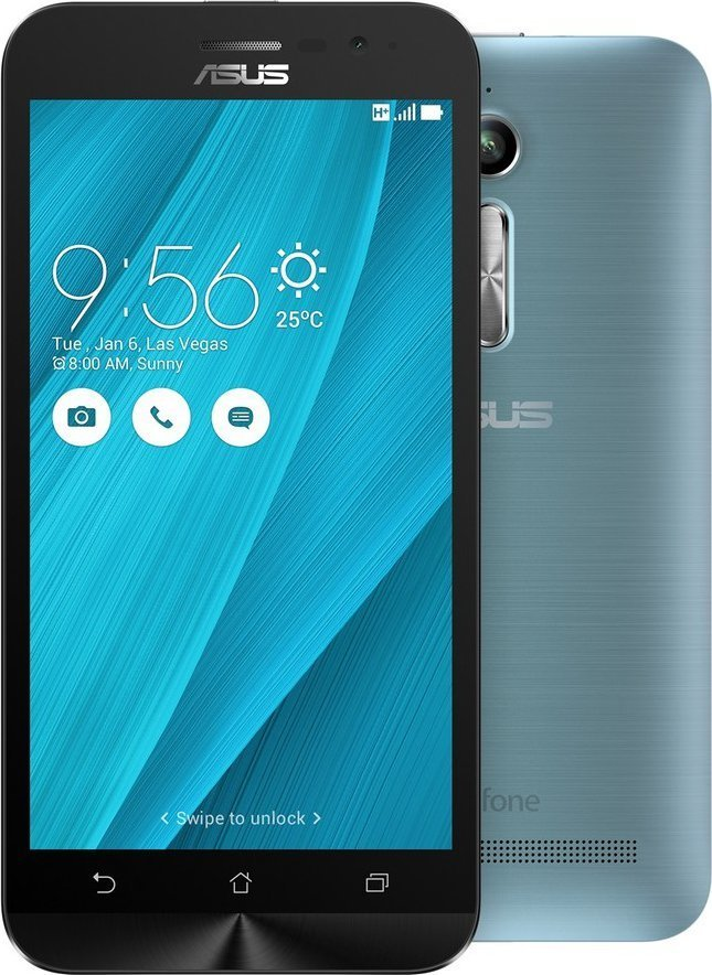 Asus ZenFone GO ZB500KG-3H008WW Silver
