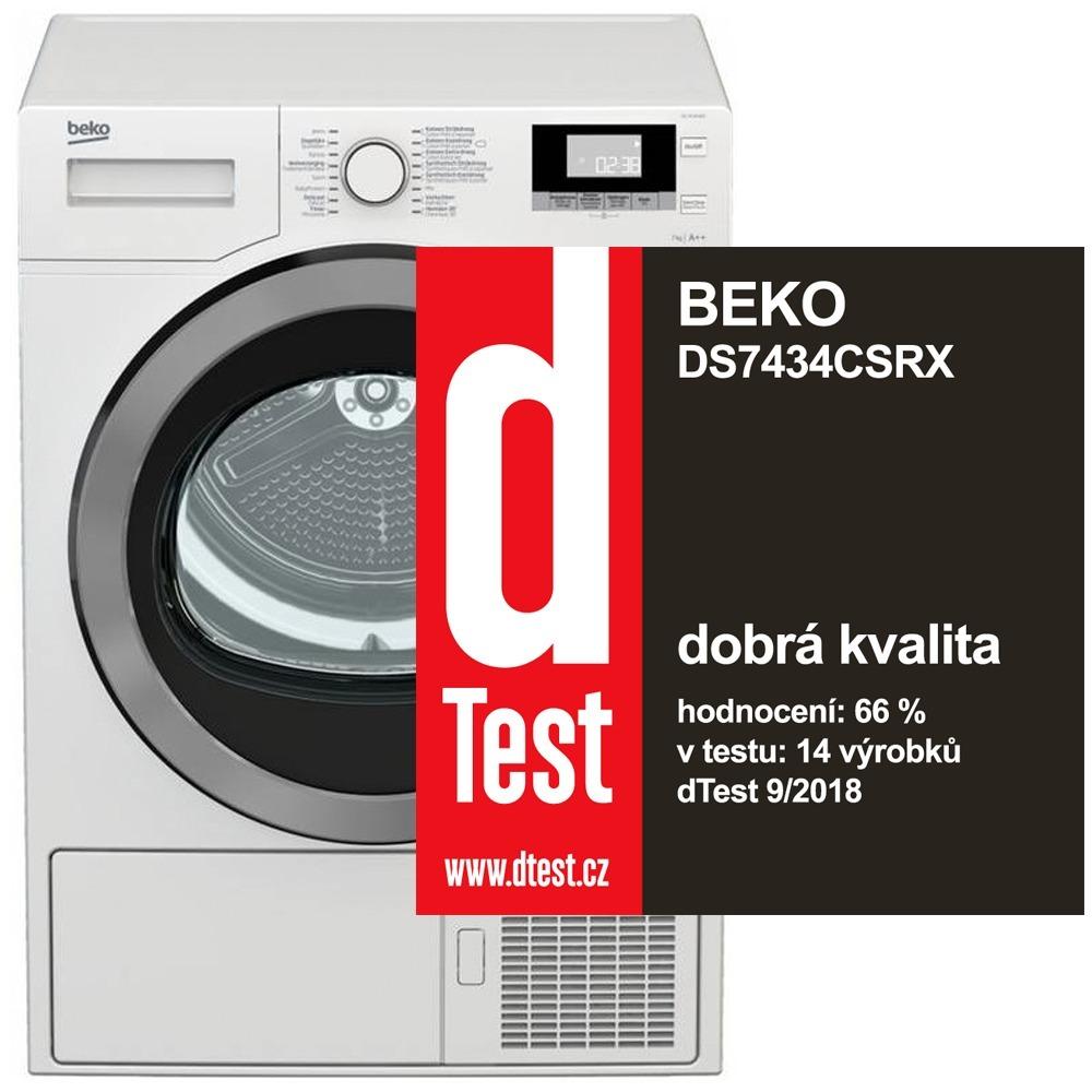 Beko DS 7434 CSRX