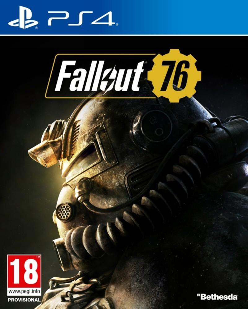 Bethesda FALLOUT 76 hra PS4