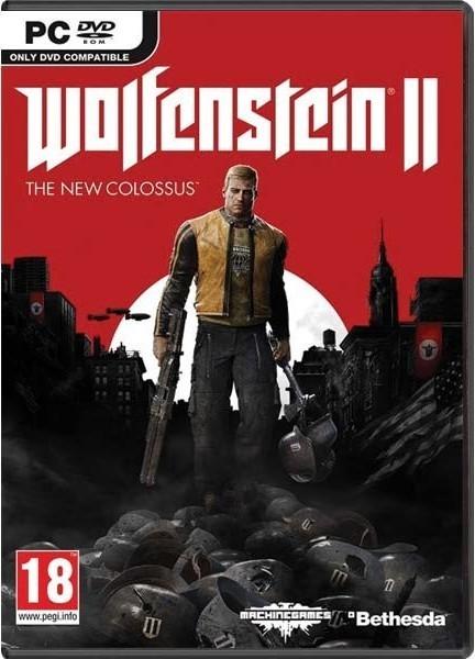 Bethesda Wolfenstein II The New Colossus hra PC