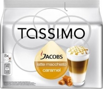 Bosch T-Disc Latte Macchiato Caramel new