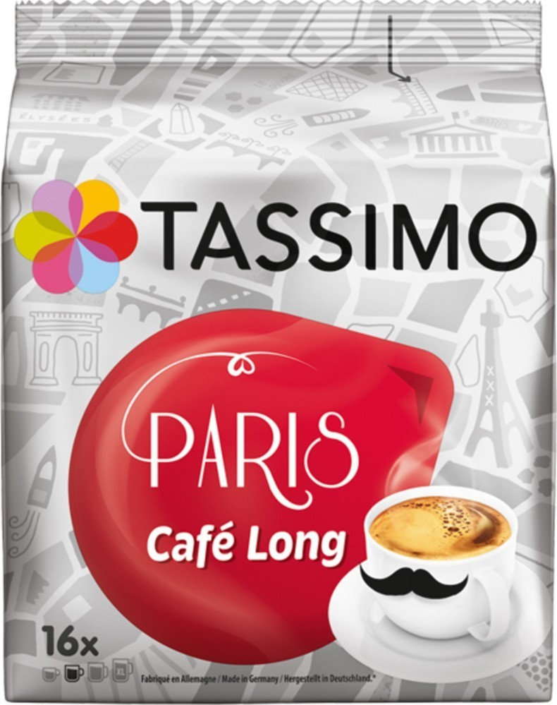 Bosch T-Disc Paris Café Long