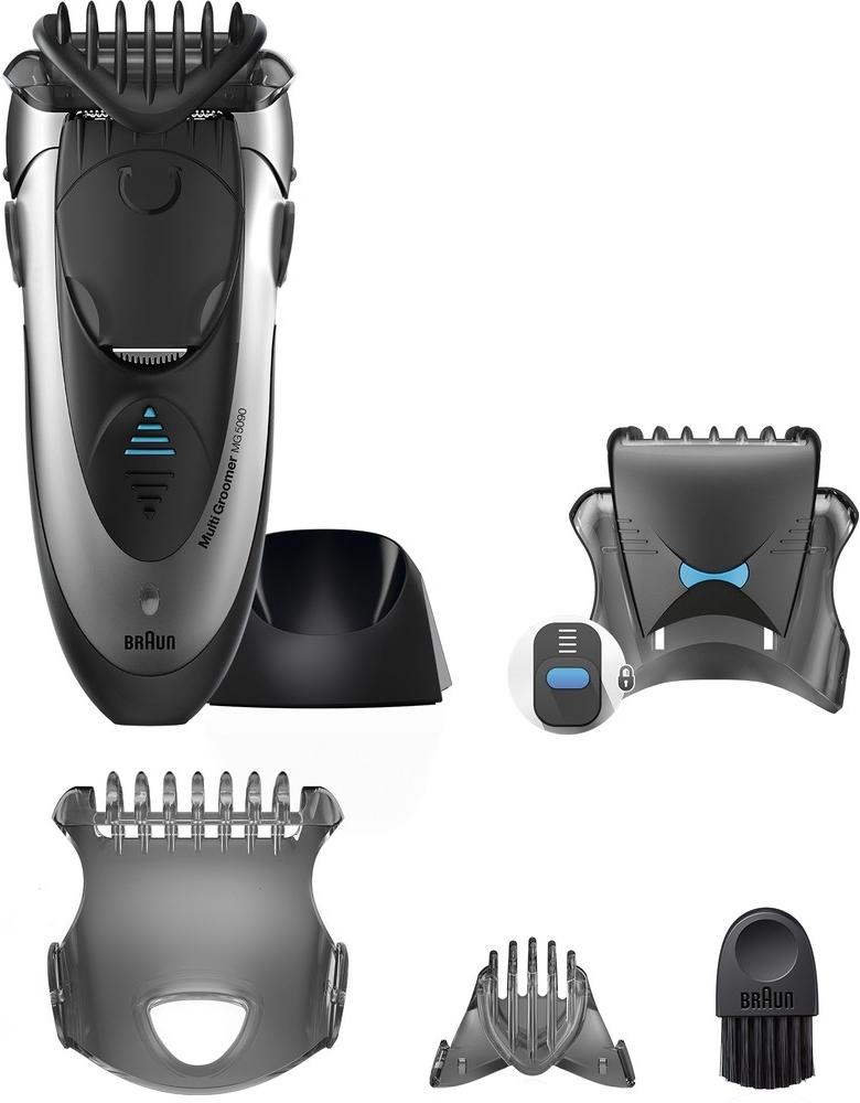 Braun MG 5090 + EverSoft 1-1170