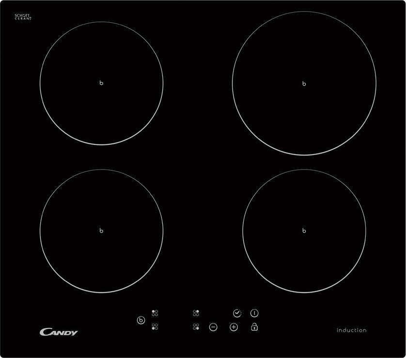 Candy CI 640CB + 5 let záruka