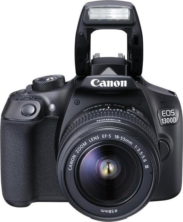 Canon EOS 1300D+18-55DC VUK
