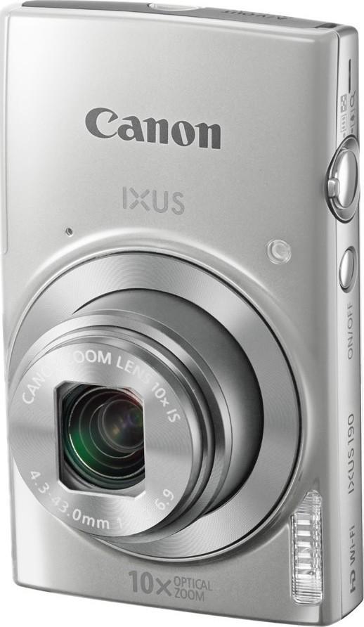 Canon IXUS 190 Silver