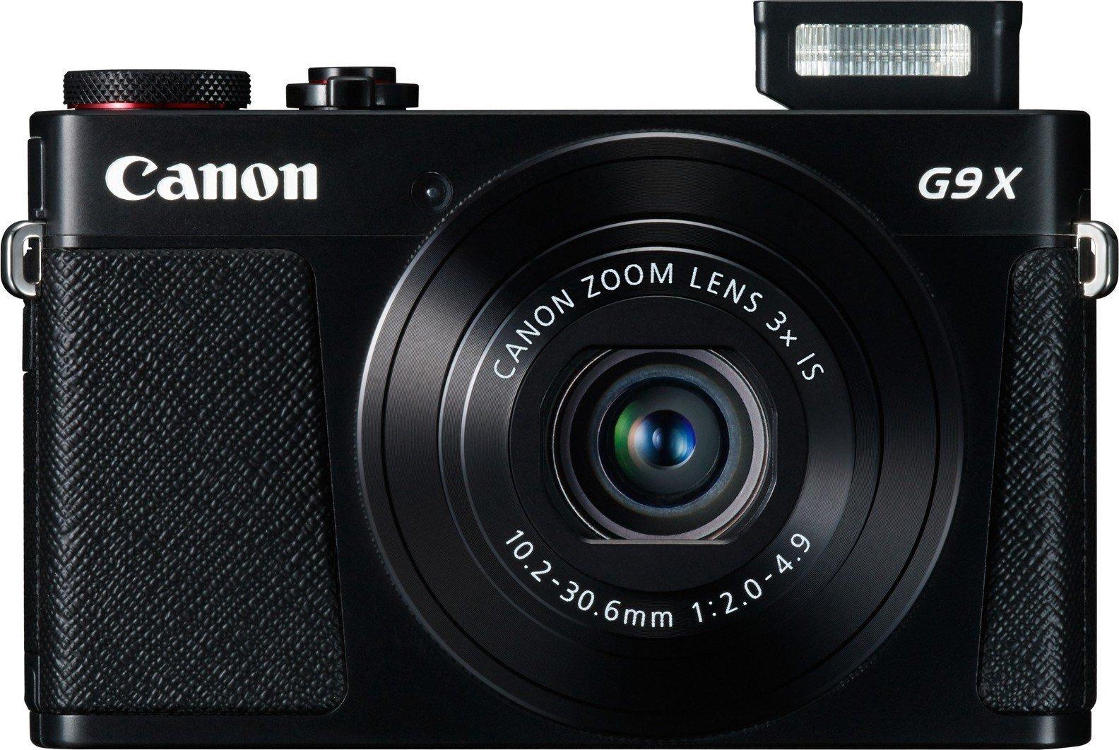 Canon Powershot G9 X Black