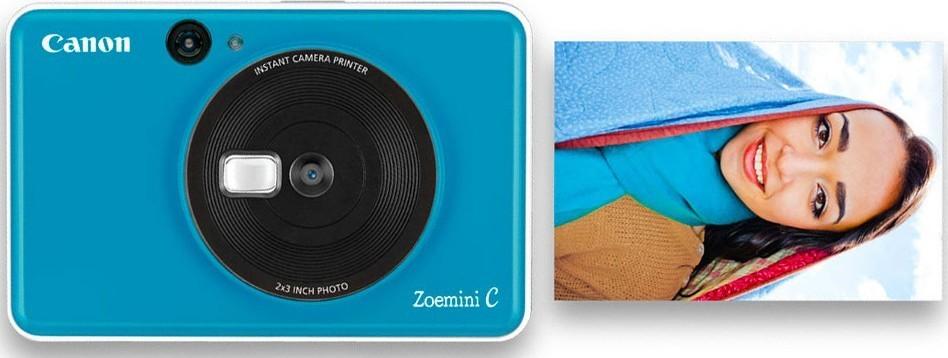 Canon Zoemini C modrá