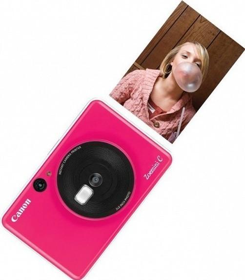 Canon Zoemini C růžová