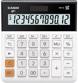 Casio MH 12 WE