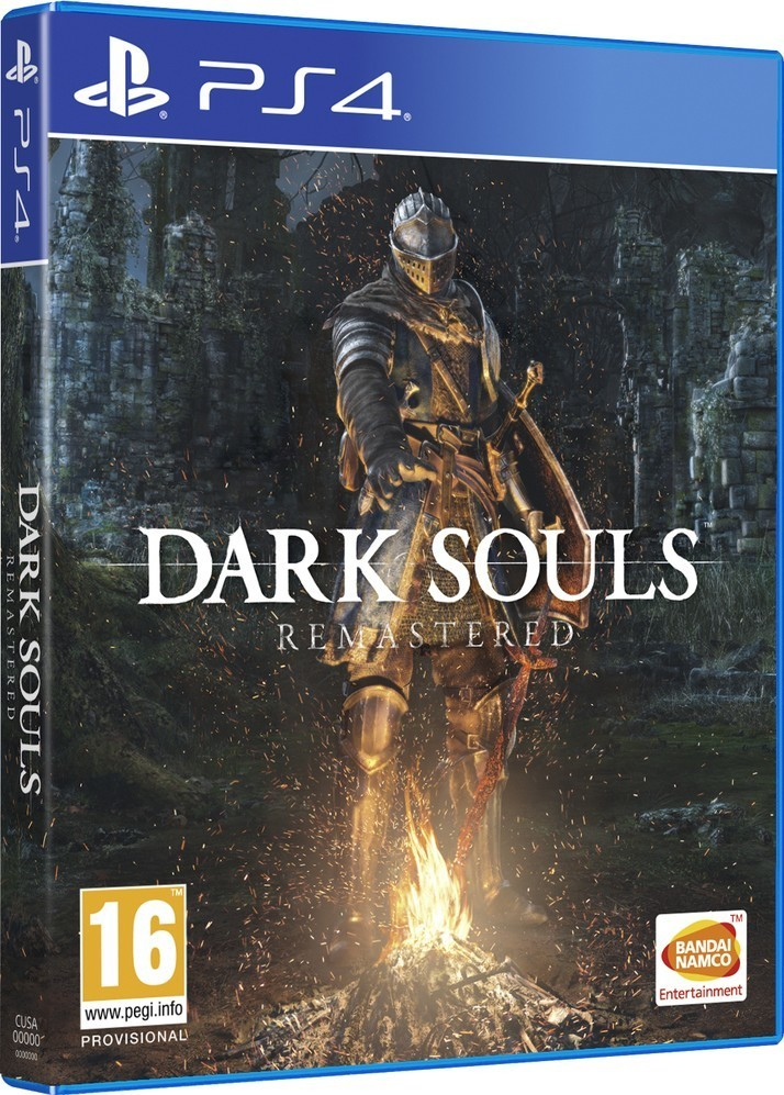 CENEGA Dark Souls Remastered hra PS4