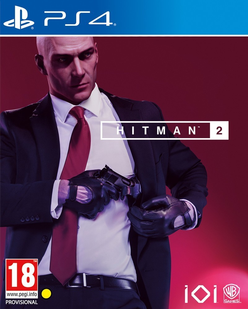 CENEGA Hitman 2 hra PS4 Warner