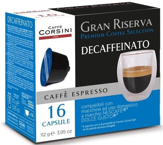 Corsini Espresso bez kofeinu