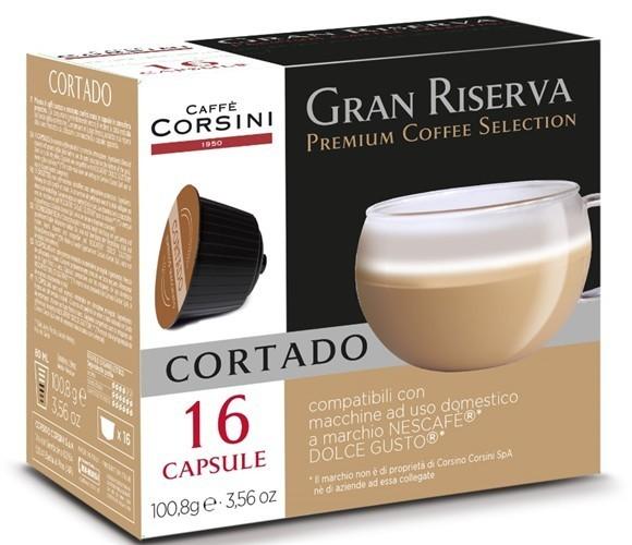 Corsini Espresso Cortado