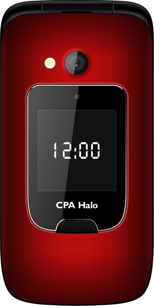 CPA HALO 15 červený