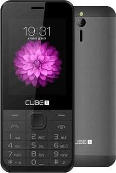 CUBE1 F400 Black