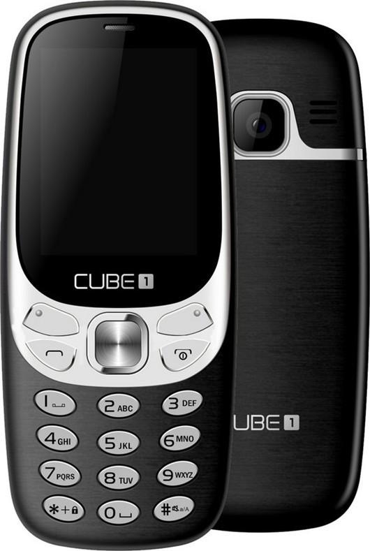 CUBE1 F500 Black