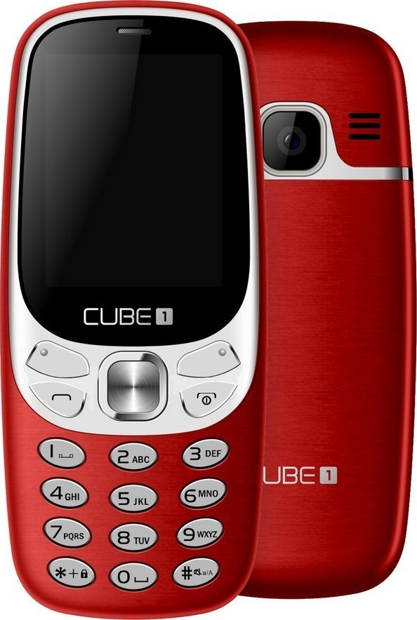 CUBE1 F500 Red