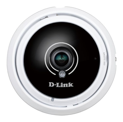 D-Link Full HD Panorama PoE (DCS-4622)