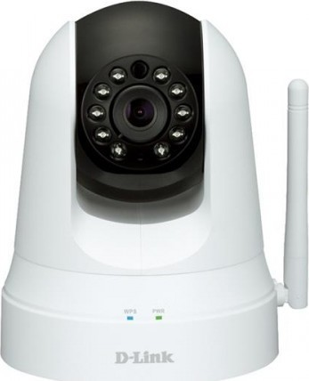 D-Link WiFi IP VGA Pan&Tilt (DCS-5020L)