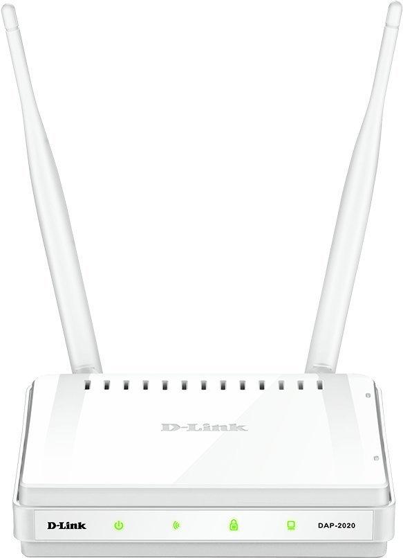D-Link WiFi N300 Access Point (DAP-2020)
