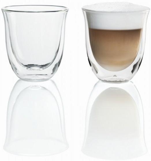 DeLonghi 2 skleničky Cappuccino