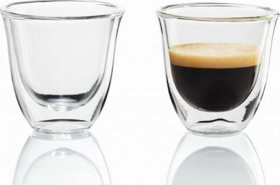 DeLonghi 2 skleničky Espresso