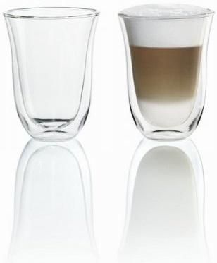 DeLonghi 2 skleničky Latte