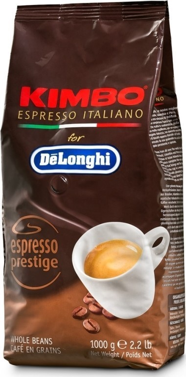 DeLonghi Espresso Prestige zrnková káva 1kg