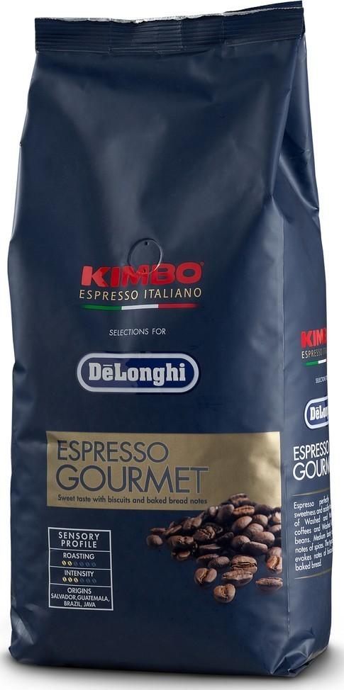 DeLonghi Gourmet zrnková káva 1 kg