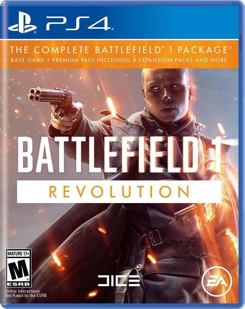 EA Battlefield 1 Revolution Edition hra PS4