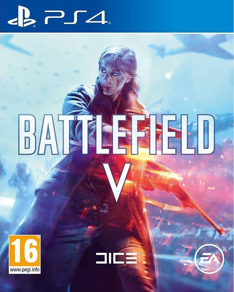 EA Battlefield V hra PS4