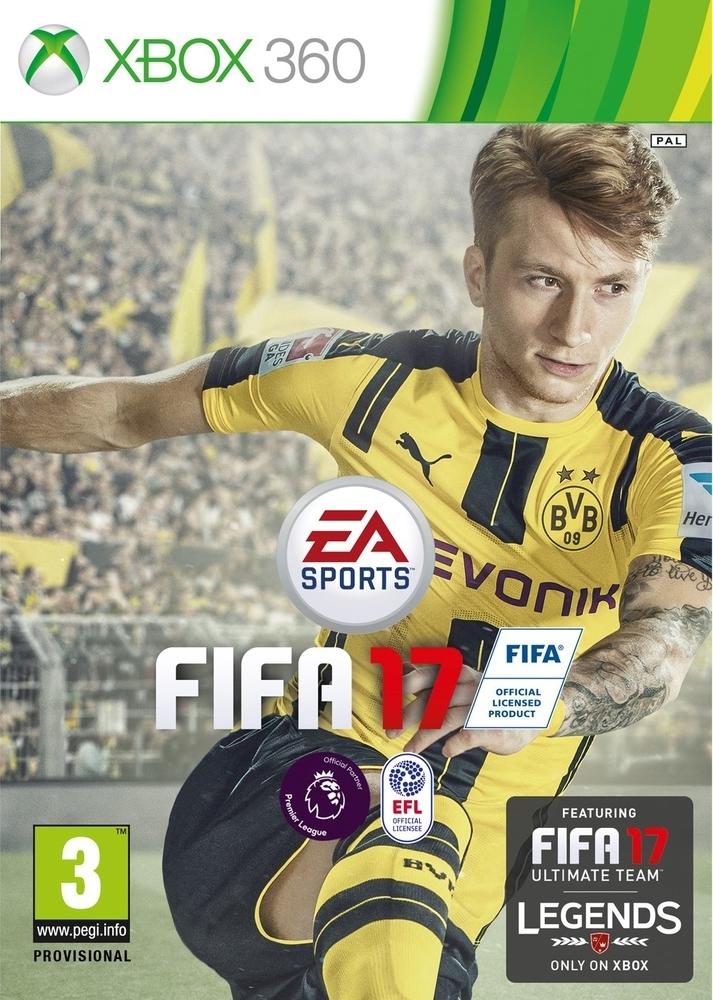 EA FIFA 17 hra X360