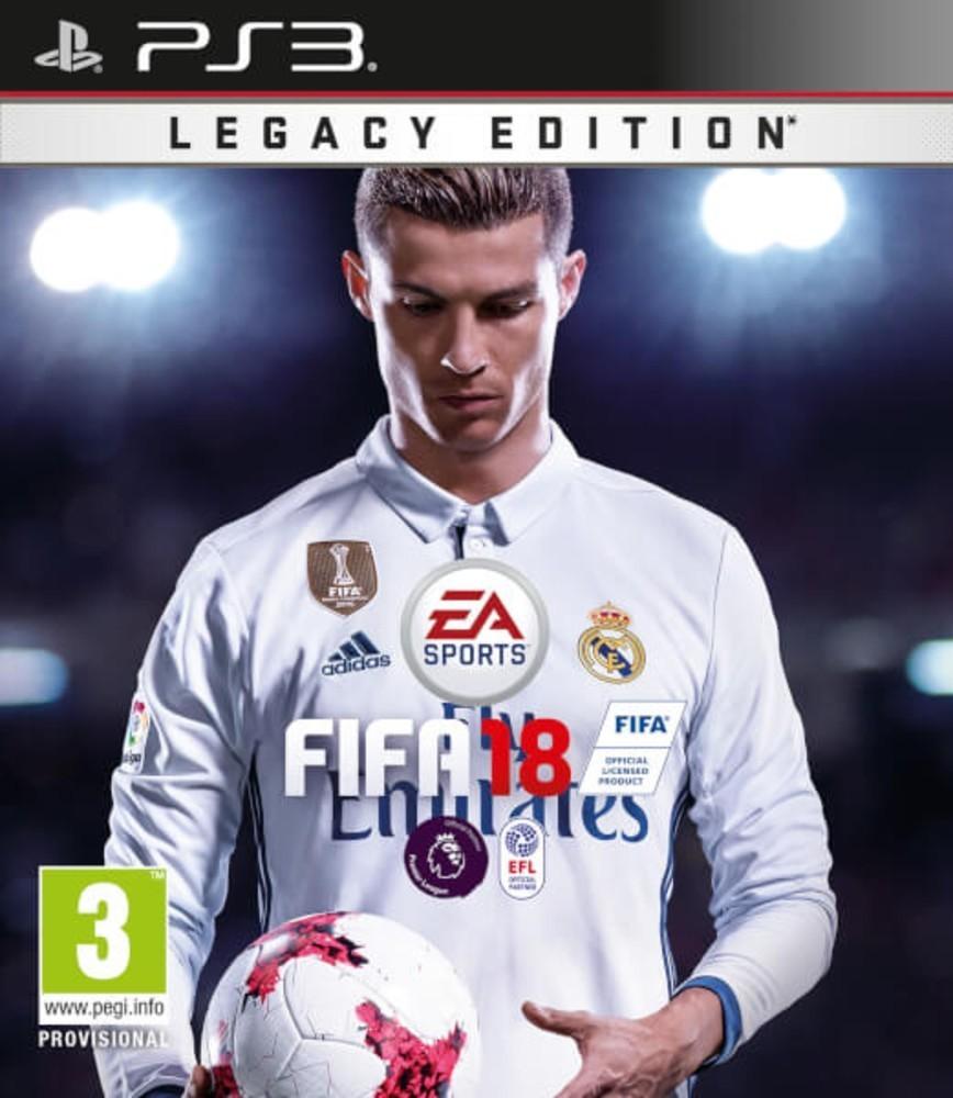 EA FIFA 18 hra PS3