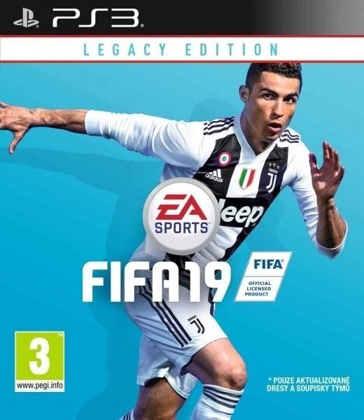 EA FIFA 19 hra PS3