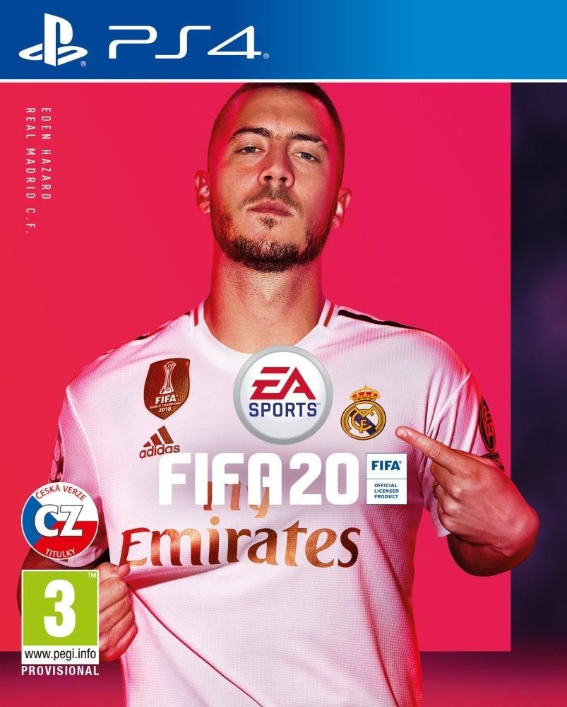 EA FIFA 20 hra PS4